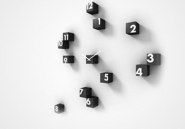 Необычный дизайн часов. Изображение № 7.