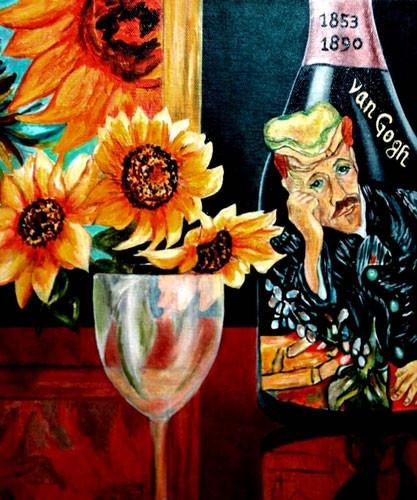 K. Madison Moore - знает толк в вине и живописи ХХ века. Изображение № 2.
