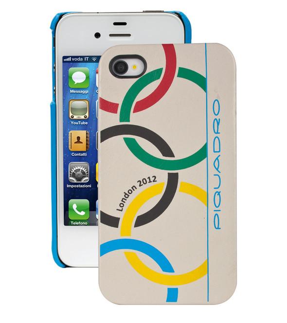 Piquadro выпустит олимпийский чехол для iPhone. Изображение № 1.