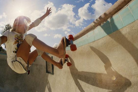 Hugh Holland. Скейтборд-хроники 70-х. Изображение № 25.