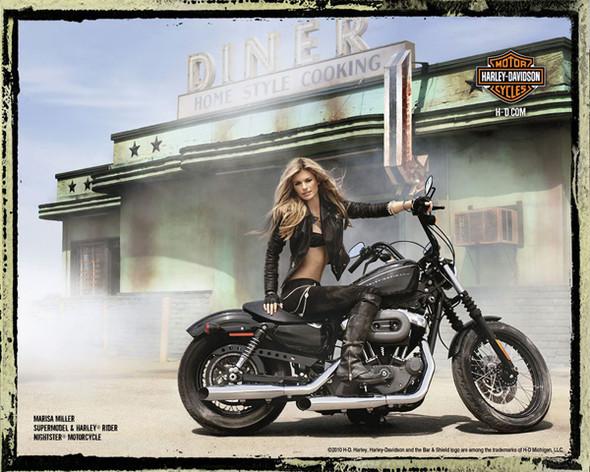Harley Davidson: реклама легенды. Изображение № 40.