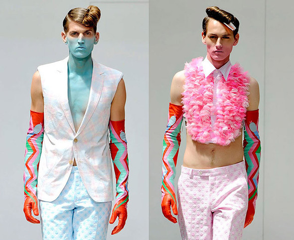 CLOUD #9 by Walter Van Beirendonck Summer 2012. Изображение № 15.