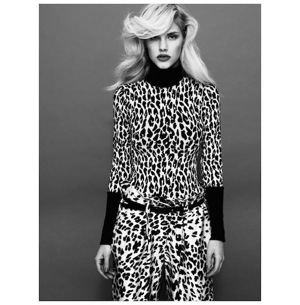 Изображение 7. Новые съемки: Numero, Purple Fashion, Vogue и другие.. Изображение № 8.