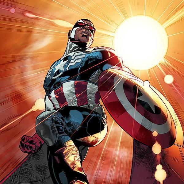 Новый Капитан Америка. Изображение № 1.