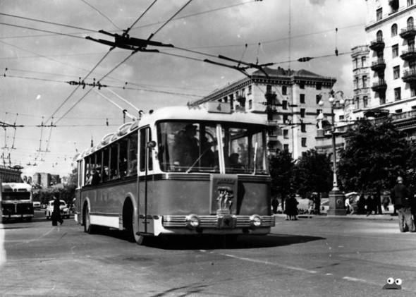 Первые троллейбусы. Изображение № 18.