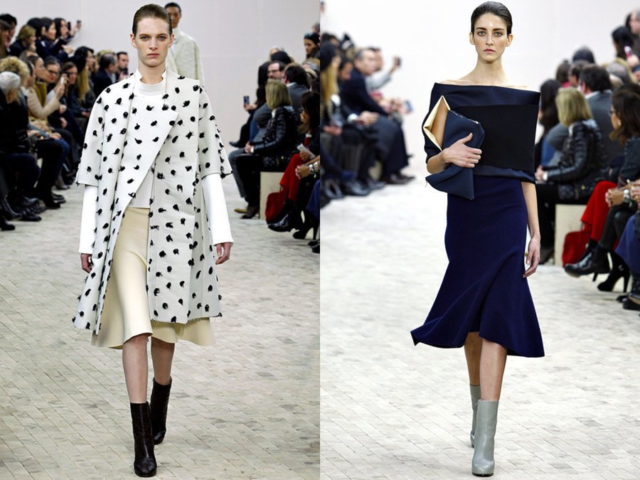Неделя моды в Париже: Дни 5 и 6. Изображение № 5.