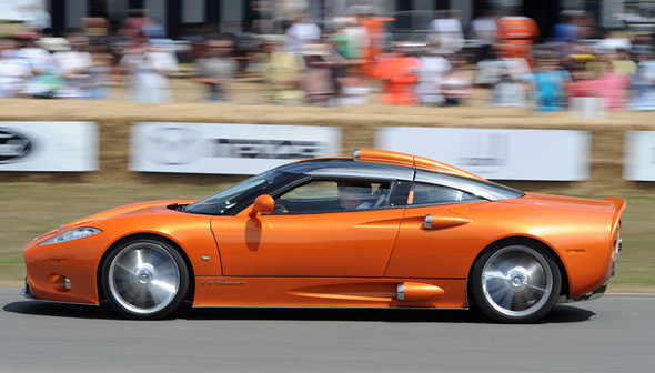 Goodwood Festival of Speed. Изображение № 5.
