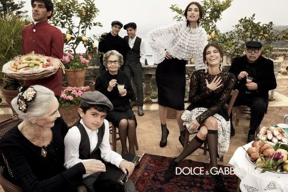 Кампании: Marc Jacobs, Dolce & Gabbana и другие. Изображение № 2.
