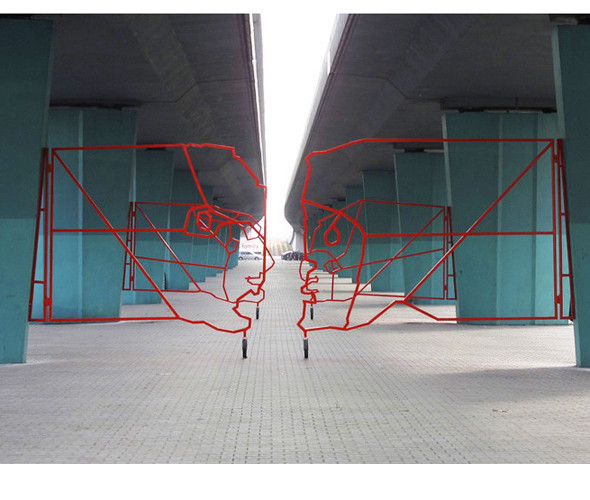Берлинская сцена: Художники и дизайнеры. Изображение № 162.