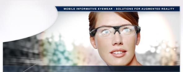 Взгляд на мир через фантастические AR очки. Изображение № 5.