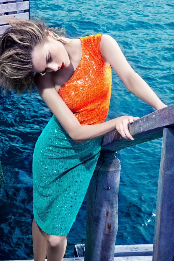 Съёмка: Марта Штрек для Elle. Изображение № 1.