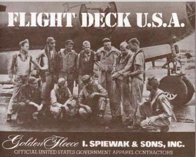 Краткая иллюстрированная история бренда Spiewak. Изображение № 2.