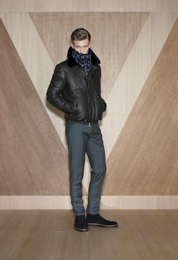 Мужские лукбуки Alexander McQueen, Comme des Garcons, Louis Vuitton и Club Monaco. Изображение № 51.
