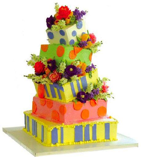Невероятные торты от Сильвии Вейнсток. Изображение № 23.