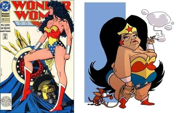 Что случается с супергероями, когда они на пенсии?. Изображение № 5.