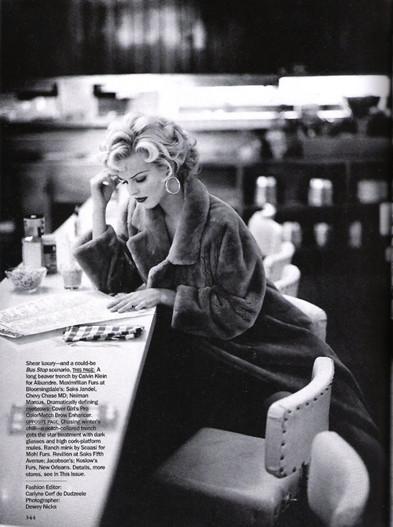 15 съёмок, посвящённых Мэрилин Монро. Изображение №11.