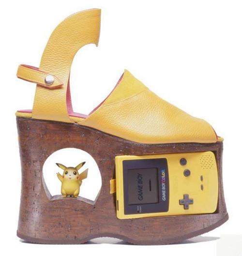 Найстраннейшие женские туфельки. Изображение № 13.