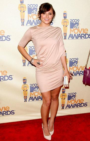Наряды сMTV Movie Awards 2009. Изображение № 2.