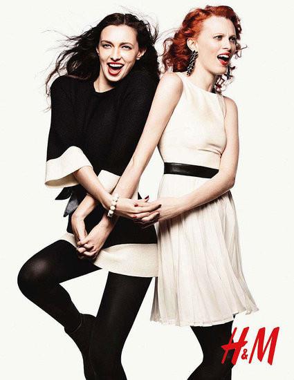 Превью кампании: H&M Holiday 2011. Изображение № 3.