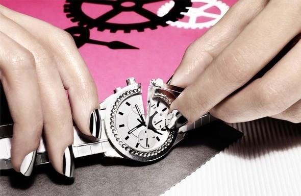 Убить время. Часы из бумаги. Изображение № 18.