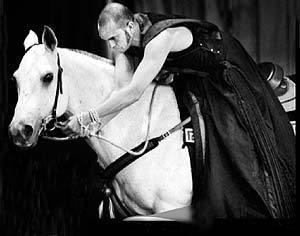 BARTABAS «Я быубрал всемашины изаменил ихлошадьми». Изображение № 2.