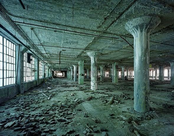 Изображение 13. Руины Детройта в парижской галерее.. Изображение № 13.