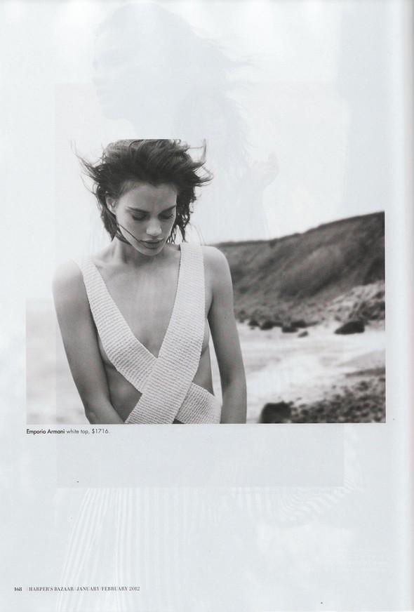 Съёмка: Рианне Тен Хакен для Harper's Bazaar. Изображение № 7.