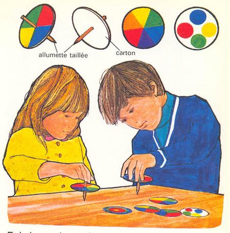 1970s – Ещеодна шизофреничная книга одетских играх. Изображение № 2.