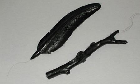 Подборка самых необычных и уникальных карандашей. Изображение № 8.