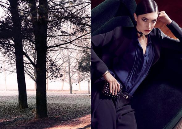 Кампании: Dior, Versace, Gucci и Burberry. Изображение № 23.