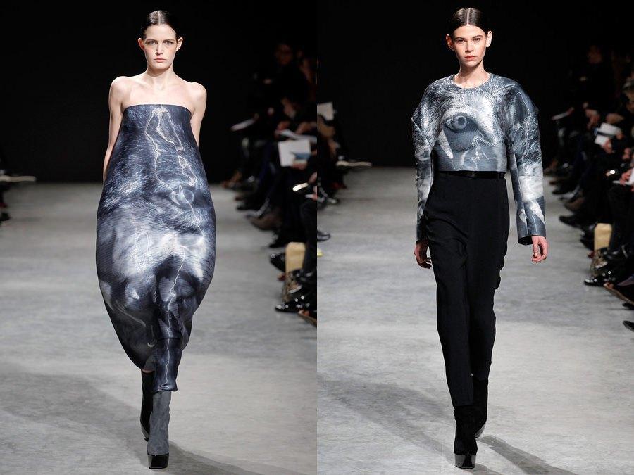 Неделя моды в Париже:  Дни 1 и 2. Изображение № 21.
