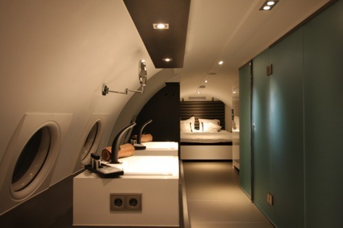 Luxe Hotel Suites. Изображение № 9.