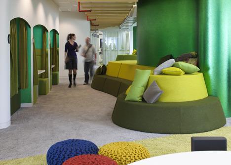 Новая штаб-квартира Google в Лондоне. Изображение № 6.