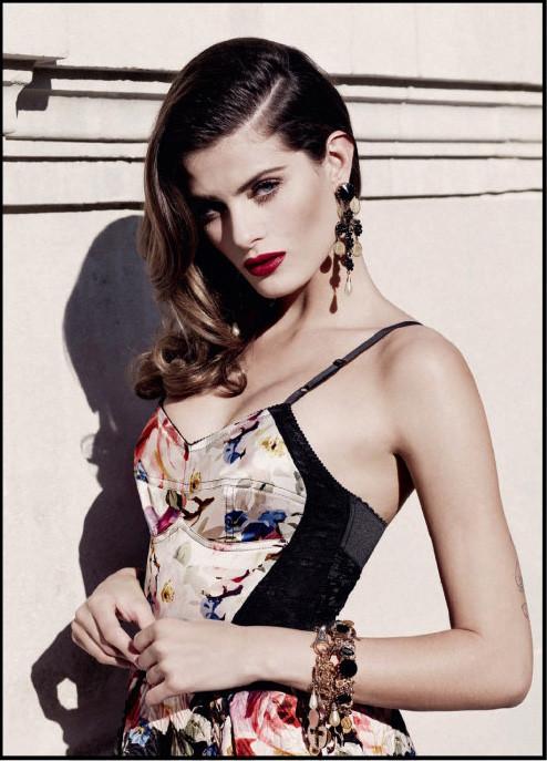"""""""Французский шик"""" для Harpers Bazaar. Изображение № 5."""