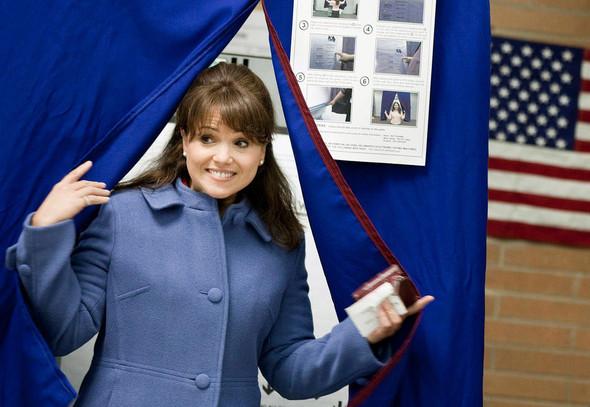 100 лет выборов в документальных фотографиях. Изображение № 138.