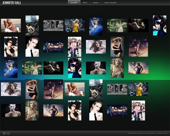Секрет успешного фотографа: сайт-портфолио. Изображение № 6.