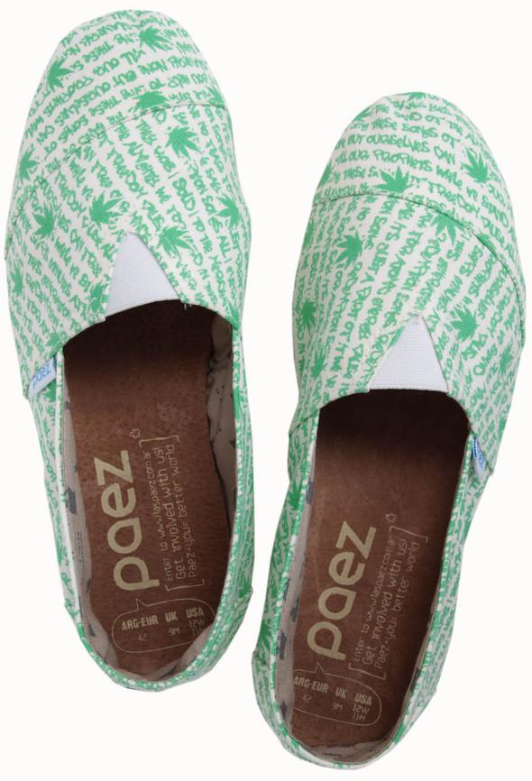 Обувь PAEZ  . Изображение № 14.