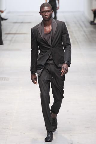 Неделя мужской моды в Милане: День 1. Изображение № 12.