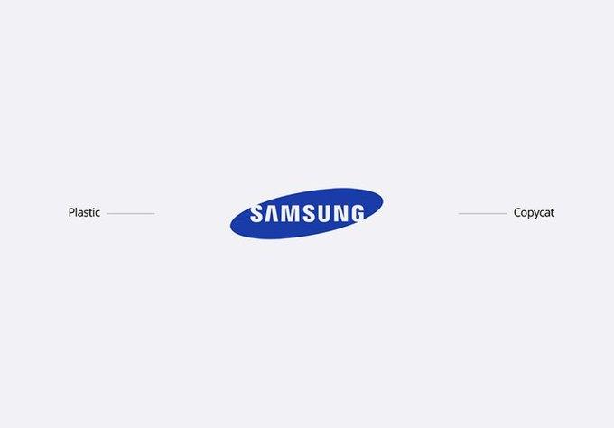 Дизайнер предложил ребрендинг Samsung . Изображение № 3.