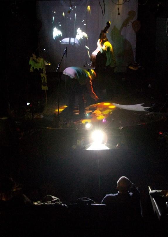 Театр Ахе в клубе Dusche. Изображение № 15.