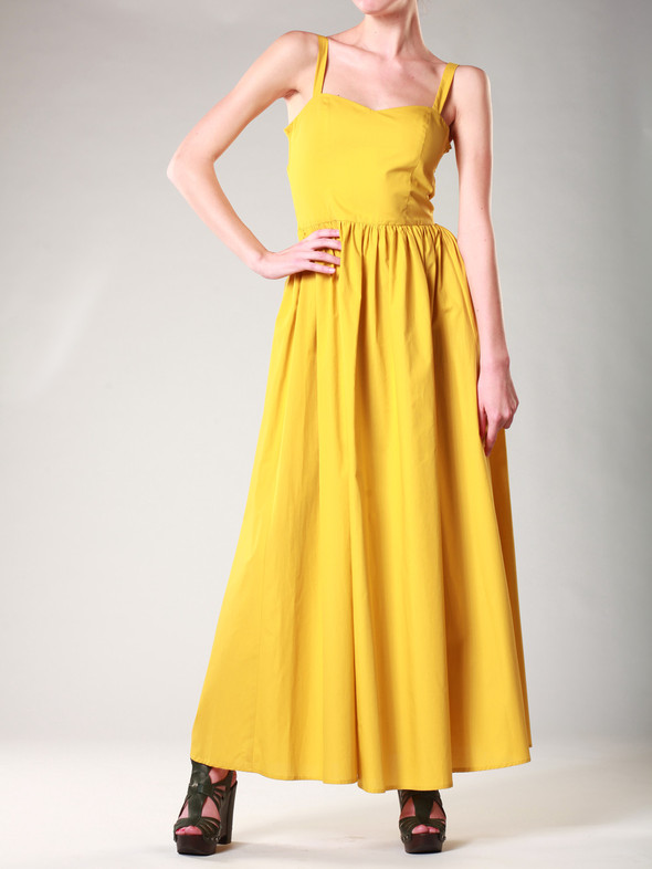 Лукбук YETONADO: летнее настроение и длинные платья. . Изображение № 2.