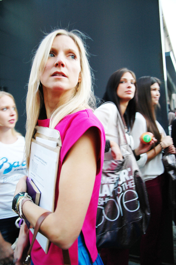 Milan Fashion Week! People!. Изображение № 49.