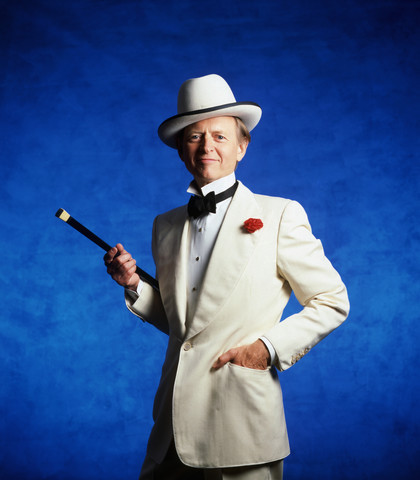 Быть Томом Вулфом или мужское искусство носить белый пиджак. Изображение № 6.