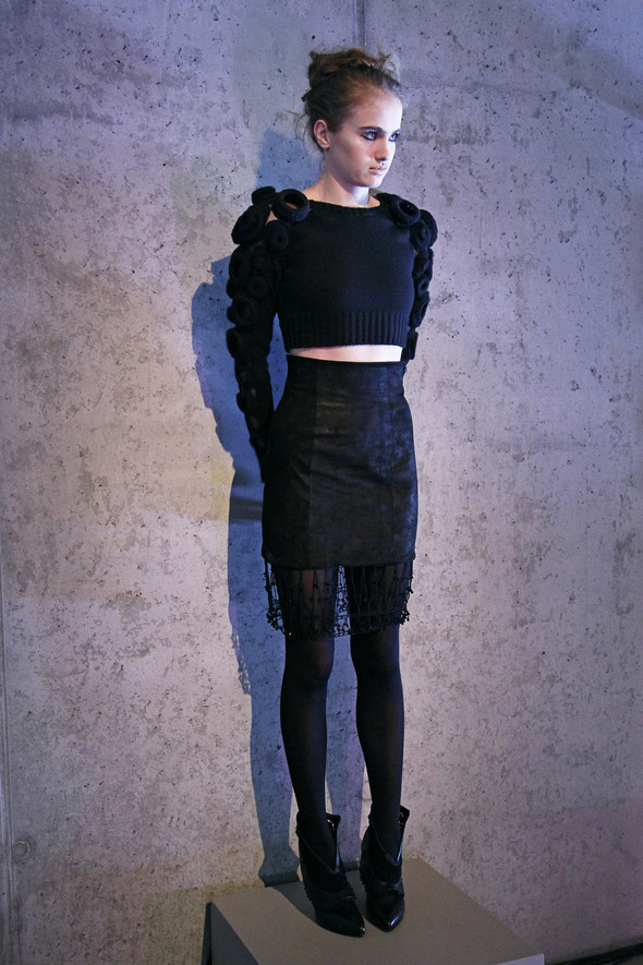 Berlin Fashion Week A/W 2012: Augustin Teboul. Изображение № 1.