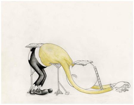 Искусство Джеффа Ладусера. Изображение № 10.