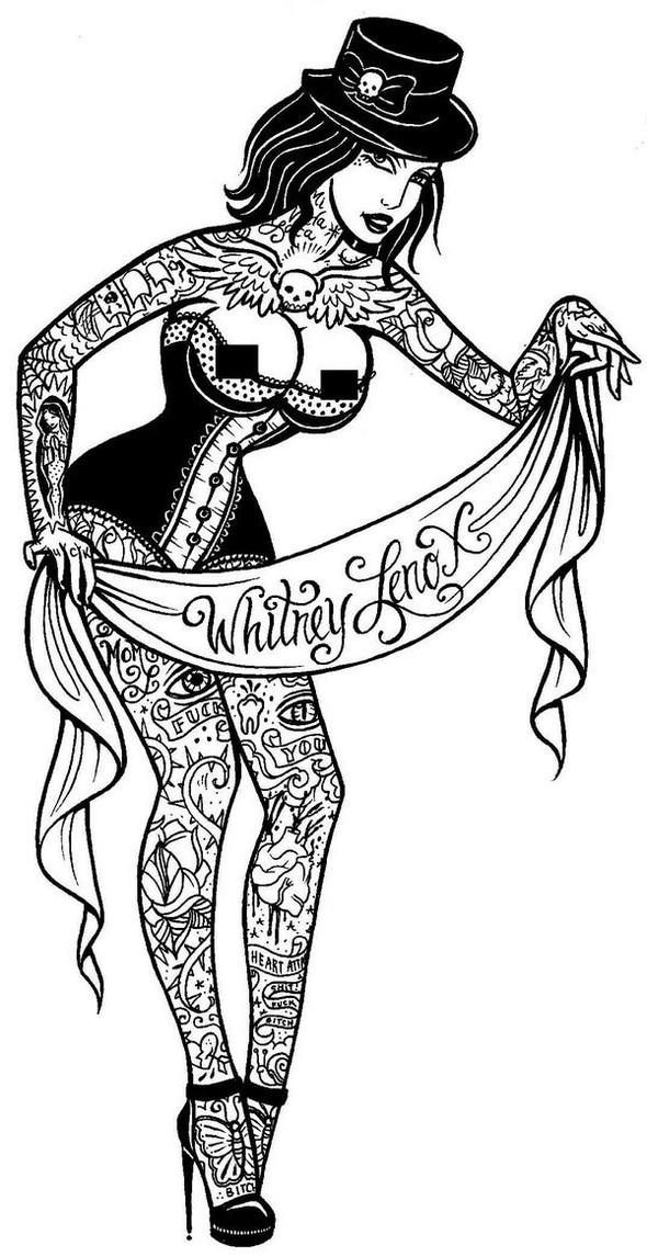 Whitney Lenox. Изображение № 6.