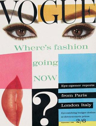 Калейдоскоп обложек Vogue. Изображение № 31.