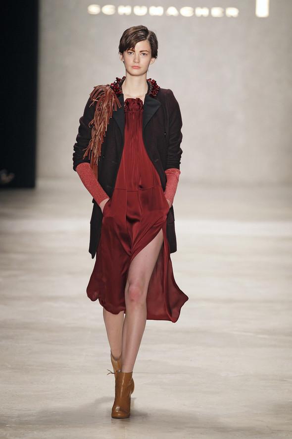 Berlin Fashion Week A/W 2012: Schumacher. Изображение № 10.