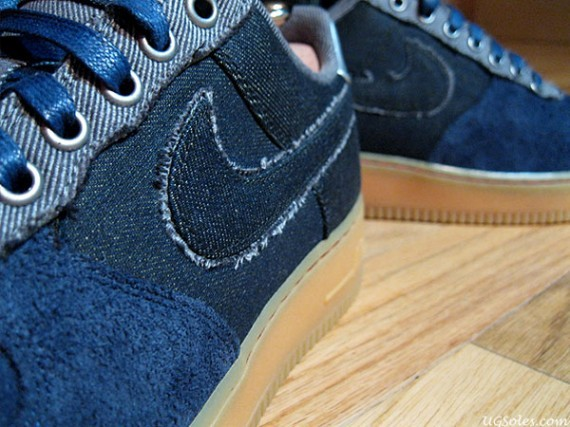 Nike Air Force 1 Bespoke Bone Rack by Jason Curtin. Изображение № 12.