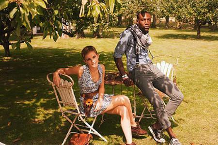 Изображение 5. Emma Watson и ее весенняя коллекция для People Tree.. Изображение № 5.